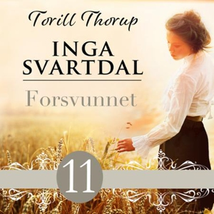 Forsvunnet (lydbok) av Torill Thorup