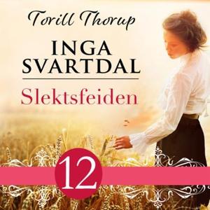 Slektsfeiden (lydbok) av Torill Thorup