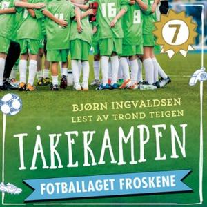 Tåkekampen (lydbok) av Bjørn Ingvaldsen
