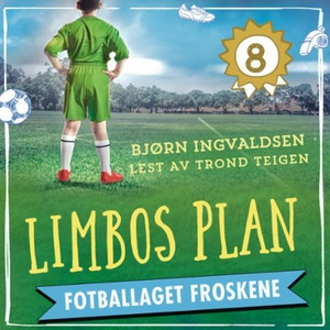 Limbos plan (lydbok) av Bjørn Ingvaldsen