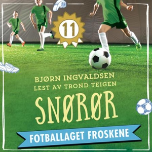 Snørør (lydbok) av Bjørn Ingvaldsen