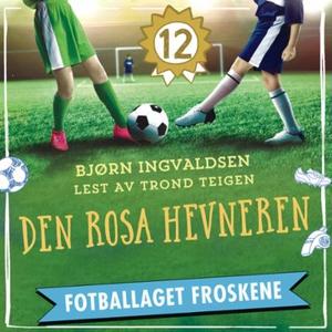 Den rosa hevneren (lydbok) av Bjørn Ingvaldse
