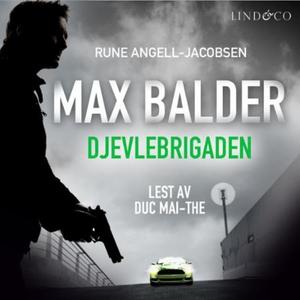 Djevlebrigaden (lydbok) av Rune Angell-Jacobs