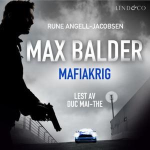 Mafiakrig (lydbok) av Rune Angell-Jacobsen