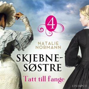 Tatt till fange (lydbok) av Natalie Normann