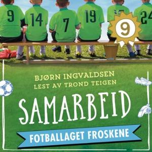 Samarbeid (lydbok) av Bjørn Ingvaldsen