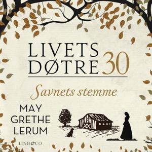 Savnets stemme (lydbok) av May Grethe Lerum