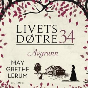 Avgrunn (lydbok) av May Grethe Lerum
