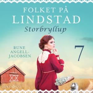 Storbryllup (lydbok) av Rune Angell-Jacobsen