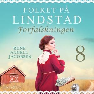 Forfalskningen (lydbok) av Rune Angell-Jacobs