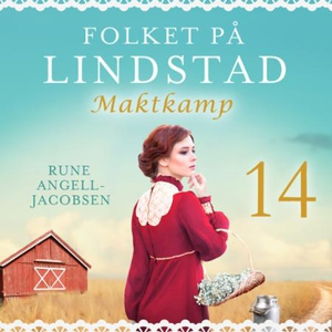 Maktkamp (lydbok) av Rune Angell-Jacobsen