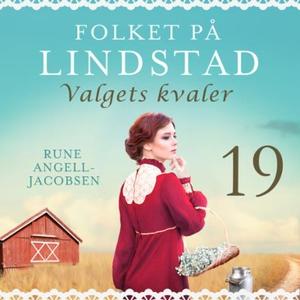 Valgets kvaler (lydbok) av Rune Angell-Jacobs