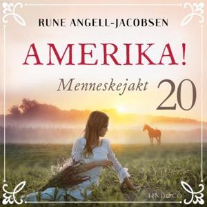 Menneskejakt (lydbok) av Rune Angell-Jacobsen