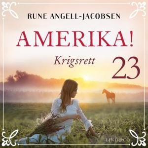 Krigsrett (lydbok) av Rune Angell-Jacobsen