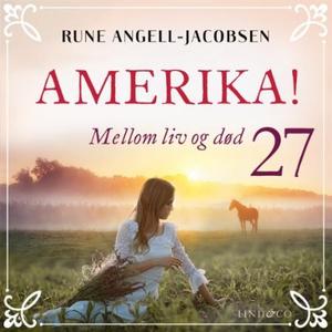 Mellom liv og død (lydbok) av Rune Angell-Jac