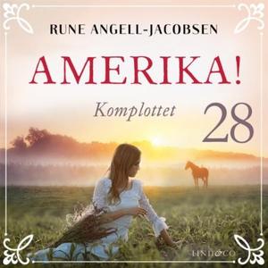 Komplottet (lydbok) av Rune Angell-Jacobsen