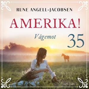 Vågemot (lydbok) av Rune Angell-Jacobsen