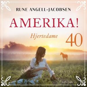 Hjertedame (lydbok) av Rune Angell-Jacobsen