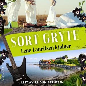 Sort gryte (lydbok) av Lene Lauritsen Kjølner