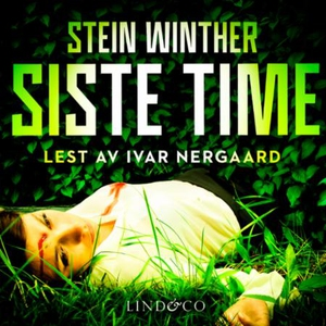 Siste time (lydbok) av Stein Winther