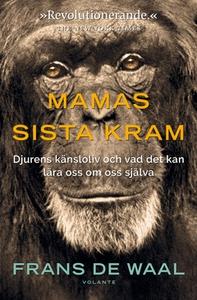 Mamas sista kram (e-bok) av Frans de Waal