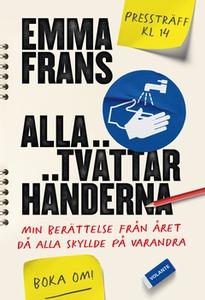 Alla tvättar händerna (e-bok) av Emma Frans