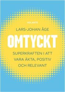 Omtyckt (e-bok) av Lars-Johan Åge