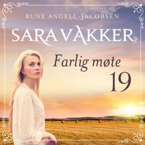 Farlig møte (lydbok) av Rune Angell-Jacobsen