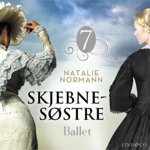 Ballet (lydbok) av Natalie Normann