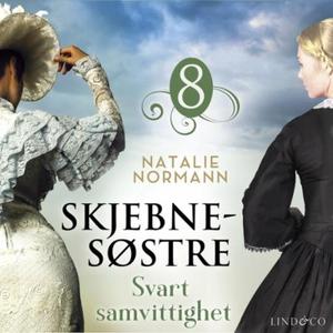 Svart samvittighet (lydbok) av Natalie Norman