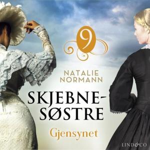 Gjensynet (lydbok) av Natalie Normann