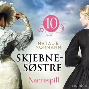 Narrespill (lydbok) av Natalie Normann