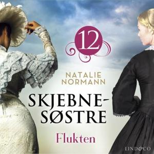 Flukten (lydbok) av Natalie Normann