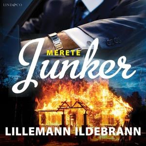 Lillemann Ildebrann (lydbok) av Merete Junker