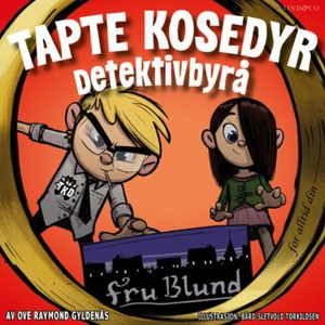 Ring, fru Blund (lydbok) av Ove Raymond Gylde
