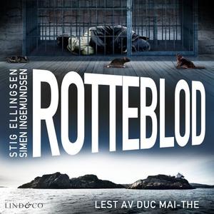 Rotteblod (lydbok) av Stig Ellingsen, Simen I