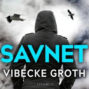 Savnet (lydbok) av Vibecke Groth