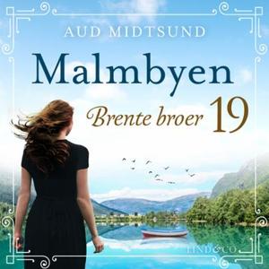 Brente broer (lydbok) av Aud Midtsund
