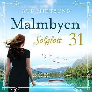 Solgløtt (lydbok) av Aud Midtsund