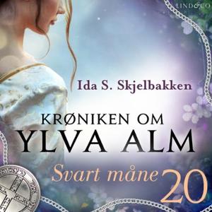 Svart måne (lydbok) av Ida S. Skjelbakken