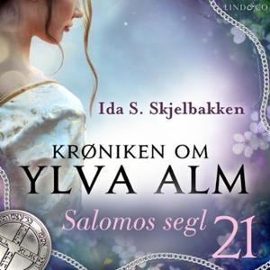 Salomos segl (lydbok) av Ida S. Skjelbakken