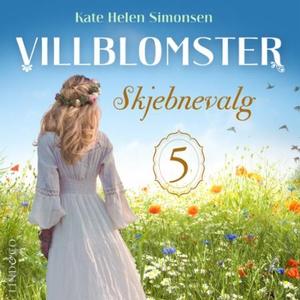 Skjebnevalg (lydbok) av Kate Helen Simonsen