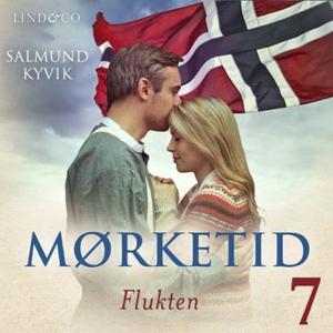 Flukten (lydbok) av Salmund Kyvik