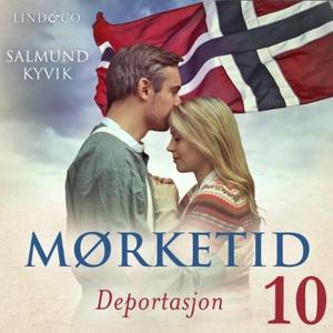 Deportasjon (lydbok) av Salmund Kyvik