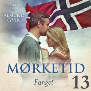 Fanget (lydbok) av Salmund Kyvik