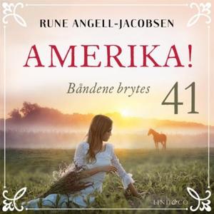 Båndene brytes (lydbok) av Rune Angell-Jacobs