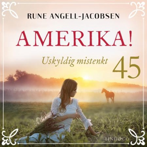 Uskyldig mistenkt (lydbok) av Rune Angell-Jac