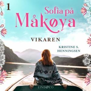 Vikaren (lydbok) av Kristine S. Henningsen