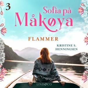 Flammer (lydbok) av Kristine S. Henningsen