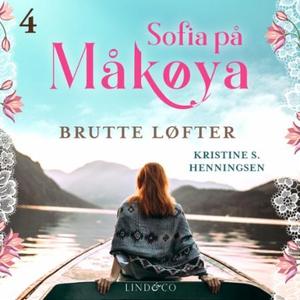 Brutte løfter (lydbok) av Kristine S. Henning